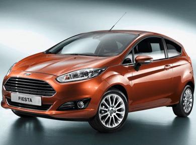 Günstige Kfz Versicherung für den Ford Fiesta VII