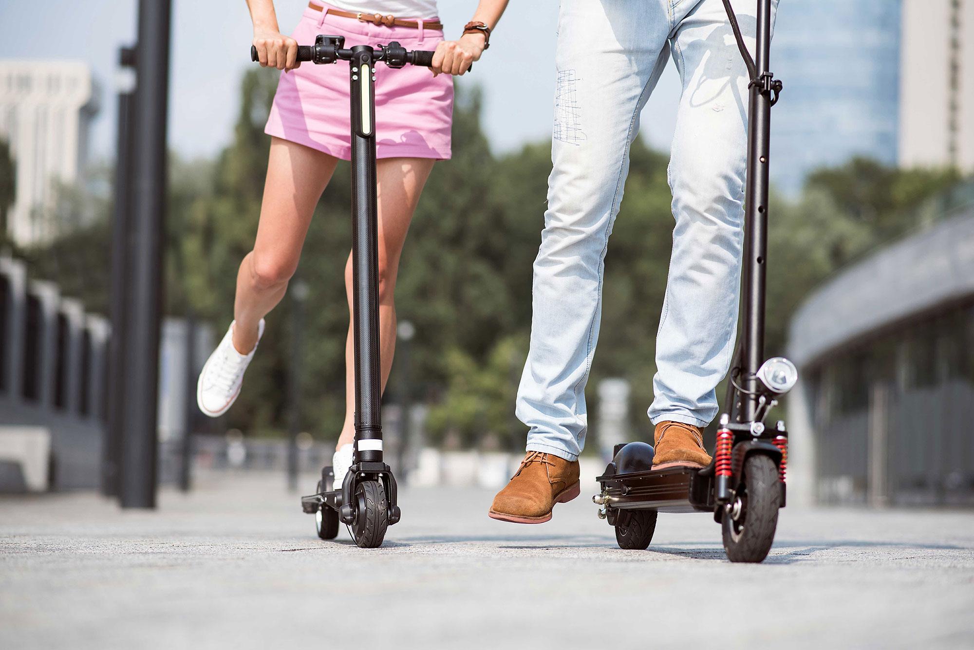 Escooter Versicherung Der Elektroroller Schutz Für Alle
