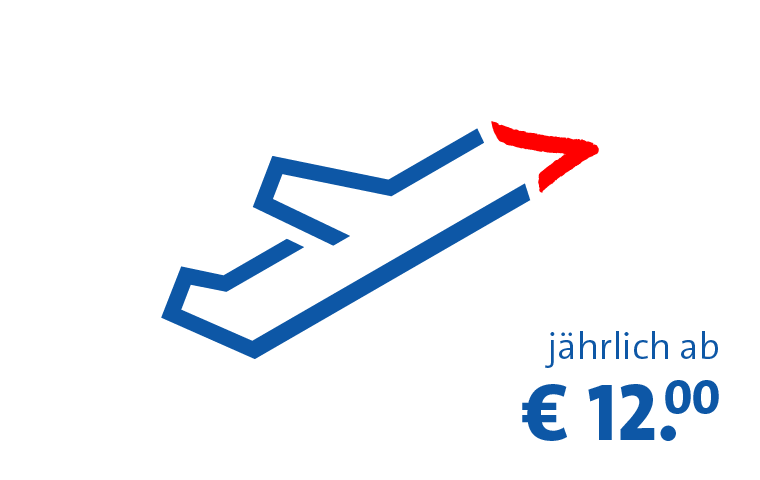 Reiserücktritt-Versicherung