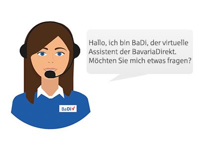 Kontakt Bavariadirekt Versicherung
